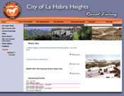 City of La Habra Heights