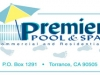 Premier Pool & Spa Logo