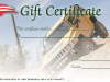 Hummer Gift Certificate