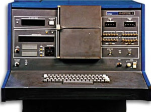 Original Compugraphic Typesetting Machine
