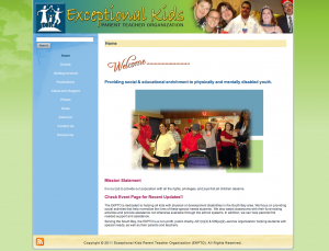 Exceptional Kids Parent Teacher Organization