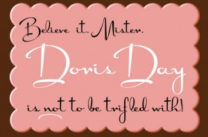 Doris Day Font