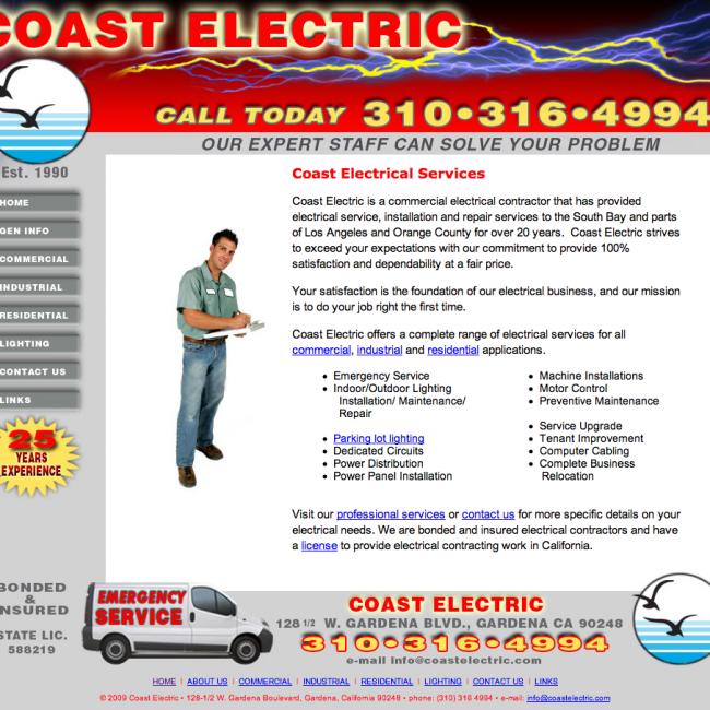 CoastElectric