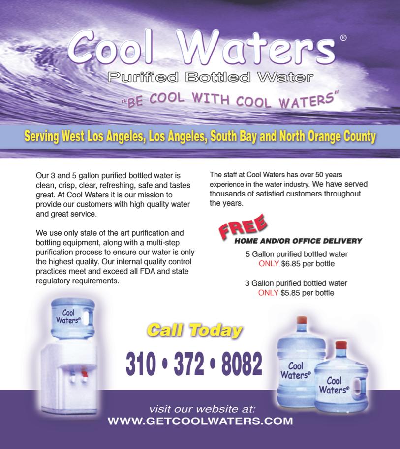 Cool Waters Brochure