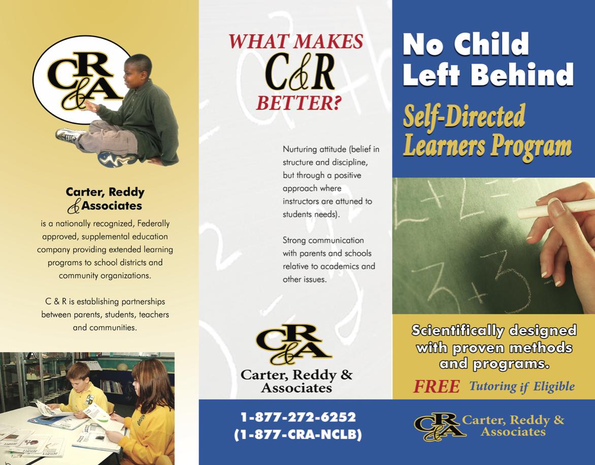 CR&A Brochure