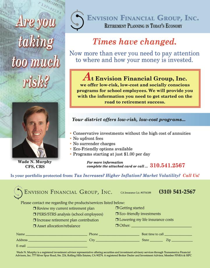 Envision Brochure