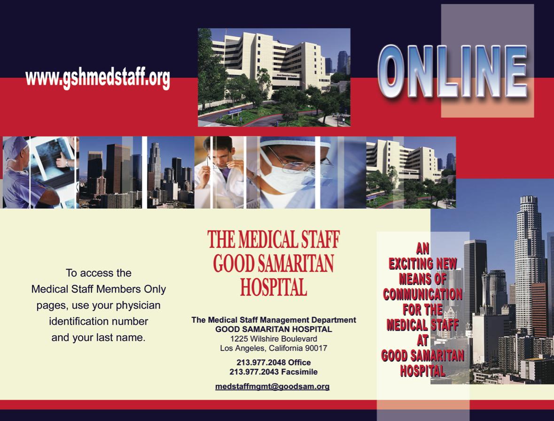 Good Samaratan Hospital Brochure