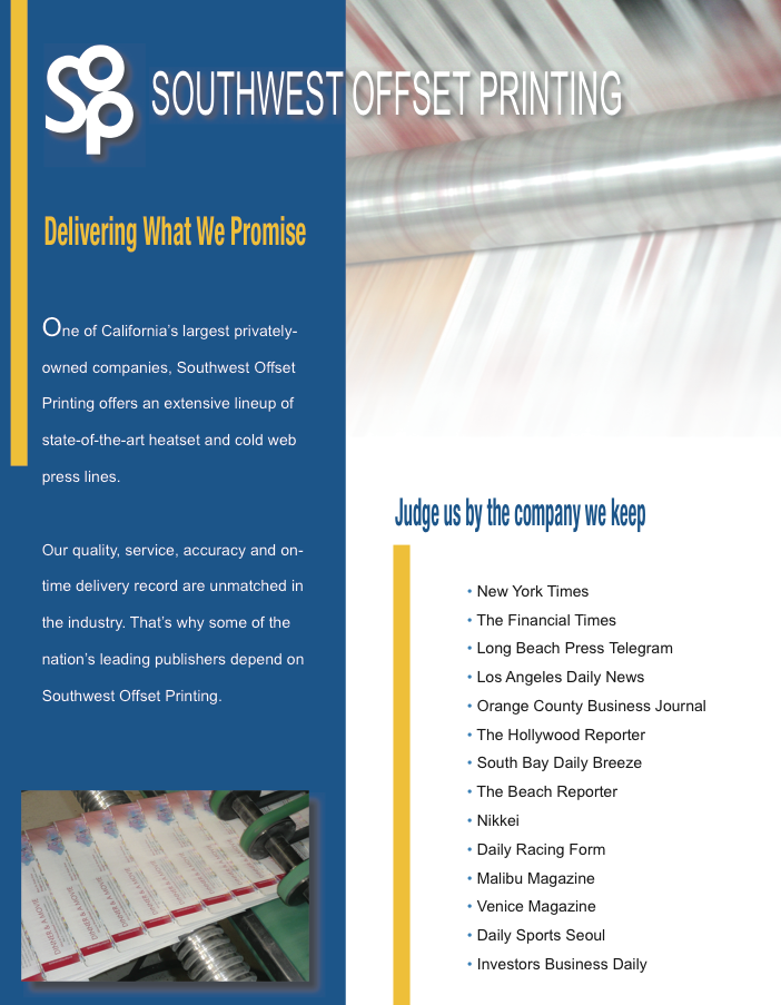 Print Co. Brochure 1